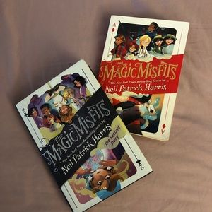 Other - The Magic Misfits by Neil Patrick Harris - 1 & 2